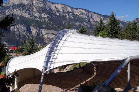 Open air theater, Lavis