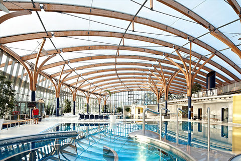 Prienavera adventure pool, Prien