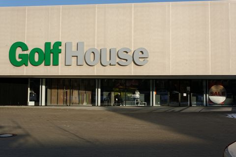 The Golf House in Bielefeld