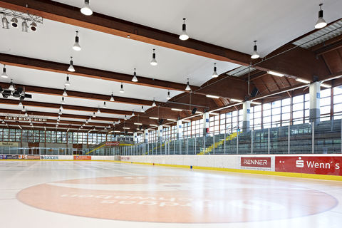 Ice-sports arena Landsberg am Lech